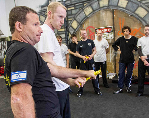 Find Krav Maga Classes